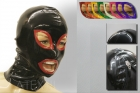 "Latexmaske ""Stripe Colour"""