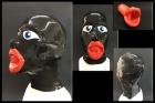 "Latexmaske ""Real Lips"""